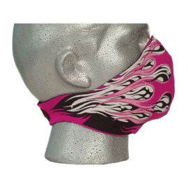 Bandero -  Lady Hot Rod - Half / Face Mask