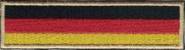 Golden PATCH - STICK - German Flag - Germany - Deutschland