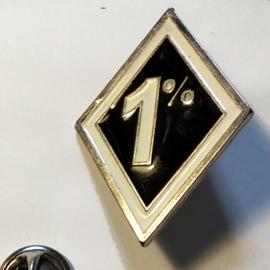 P251 - PIN - One Percenter - 1% Biker