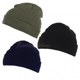 Watch Hat / Beanie - Fine - Three Colours