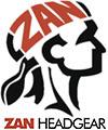 ZAN HeadGear - Black / Half Face Mask