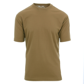 TACTICAL T-SHIRT QUICK DRY - Coyote / Sand