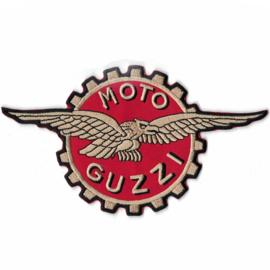 large PATCH - Logo - MOTO GUZZI