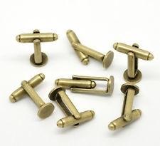 Cufflinks - 8 mm Bullet