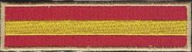 278 - Golden PATCH - STICK - Spanish Flag - Spain - Espana