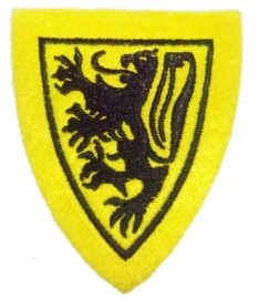 241 - PATCH - Flandres Shield