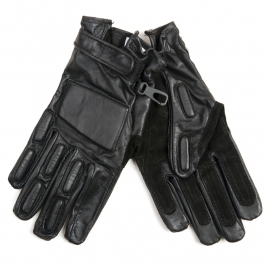 Police Gloves - Black