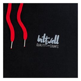 Biltwell Inc. - Black Hoodie - Tartan Hood