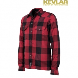 KEVLAR - John Doe - Lumberjack - Red
