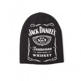 Jack Daniel's - Beanie - Black - Original Big Logo