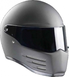 BANDIT - Fighter Full Face Helmet - ECE [Flat Black]