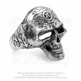 Alchemy England - RING - Omega Skull