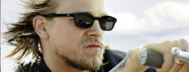 Original KD's - Sunglasses - SMOKE - Flat Black Frame &Smoke Lens