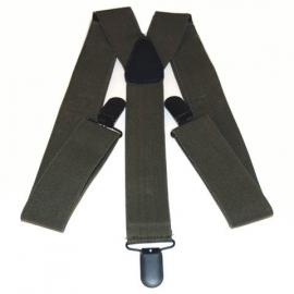 Army (green) Wear Suspenders - 101 INC