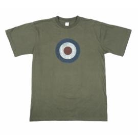 RAF T-Shirt - Bulls Eye - Two Colours