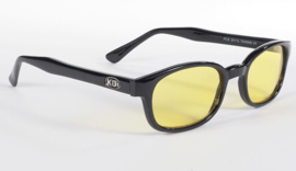 Original X-KD's - Larger Sunglasses - Yellow