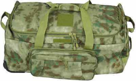 Large ICC FG Camouflage Commando Trolley 120 ltr - 101 INC