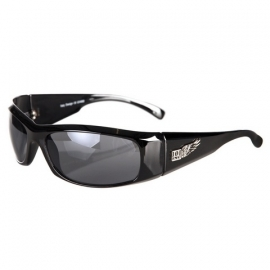 Smoke Biker Sunglasses [smoke041] - 101 INC