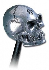 Alchemy Gothic - Gear Shift Knob / Shifter - The Alchemist Skull