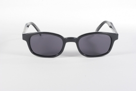 Original KD's - Tattoo Sunglasses - TA2 Frame & Smoke Lens - Winged Skull