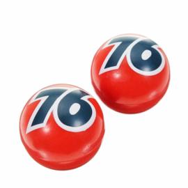 Valve Caps - Union 76 Ball