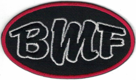 023 - PATCH -BMF - Britsh Motorcycle Federation