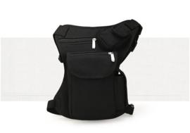 Hip Pouch / Leg Bag - Black