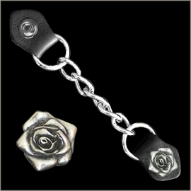Vest Extender - Single Chain - Rose