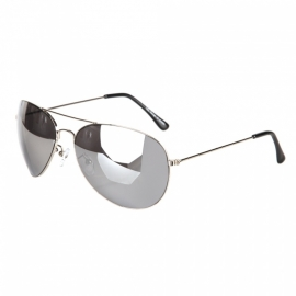 Classic Dark Aviator Sunglasses - 101 INC