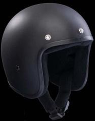 BANDIT - Jet Open Face Helmet [Matte Black]