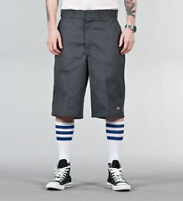 "Dickies - Multi Pocket WORK Shorts - 13"" - GREY"