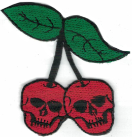349 - PATCH - Skull Cherries