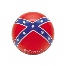 TrikTopz - Valve Caps - Rebel Flags