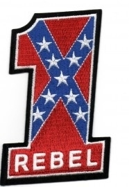 108 - PATCH - Number One Rebel #1
