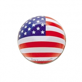 TrikTopz - Valve Caps - American Flags - Stars and Stripes - USA