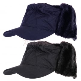 Winter Lined Cap - Thinsulate - Two Colours