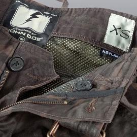 KEVLAR - John Doe - Cargo Dark Camouflage (unisex)