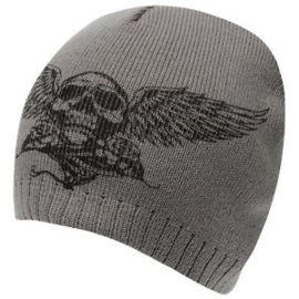 Grey Beanie - Miami Ink