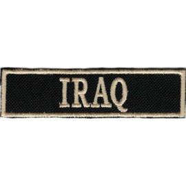 Golden PATCH - Flash / Stick - IRAQ
