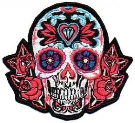 218 - PATCH - Sugar Skull