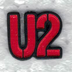 PIN - U2 - Bono - Letter Logo
