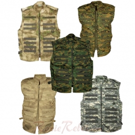 Tactical Vest - RECON - Five Colours