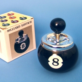 Out Of The Blue - Ashtray - Eightball Design