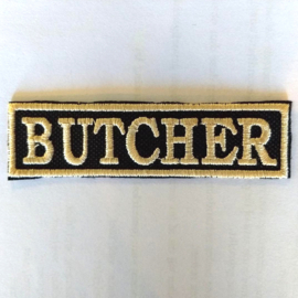 Golden PATCH - Flash / Stick - BUTCHER