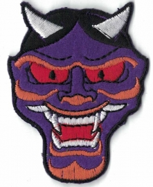 015 - PATCH - Purple Chinese Monster