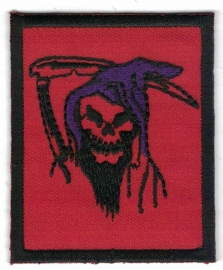 015 - PATCH - Grim Reaper Red Portrait