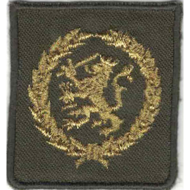 small PATCH - The LION of the Dutch Republic - Generaliteitsleeuw