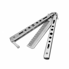 Butterfly Knife - Stiletto - Comb