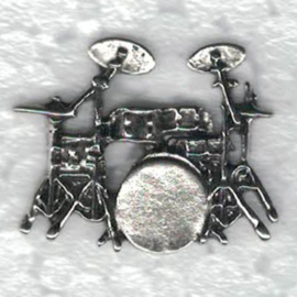 PIN - Set of DRUMS