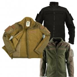 Combat Fleece Vest -  Three Colours